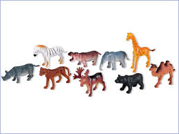 JOUETS ANIMAUX DU ZOO