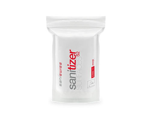 SANITIZER SURFACES S2 WIPES REFILL (100pcs)